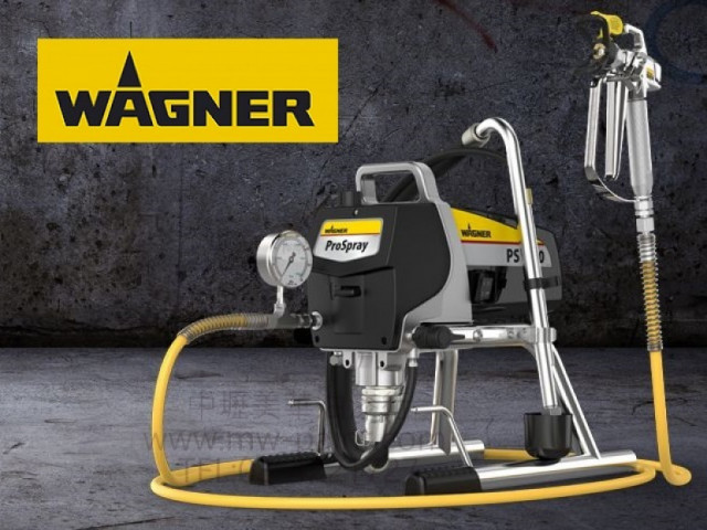 WAGNER-無氣噴漆機