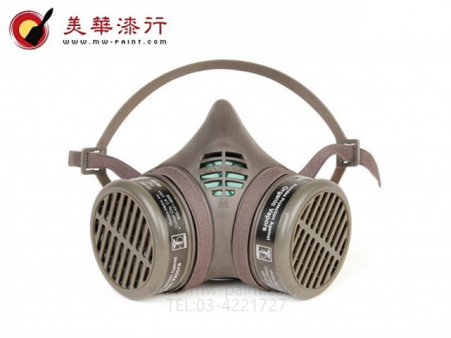 MOLDEX-專業防毒面具