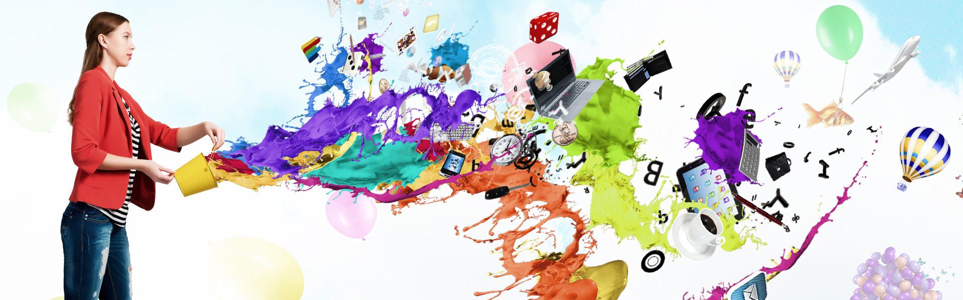 以多樣色彩 ‧ 充實多元的人生