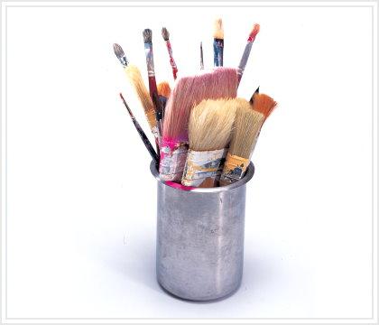 油漆種類與應用